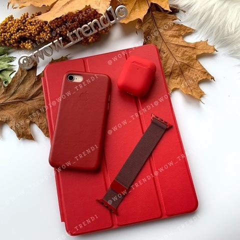 Чехол iPad PRO 12,9 (`16' 17) Smart Case /red/