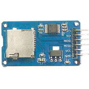 Модуль MicroSD карты