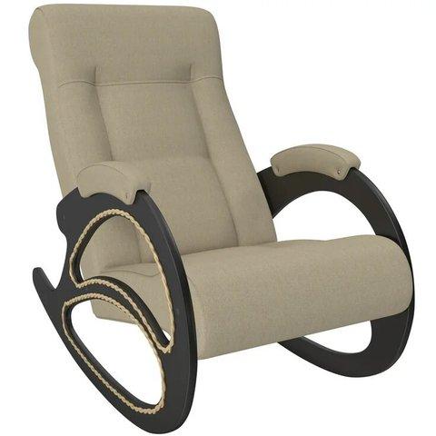 Кресло-качалка Комфорт Модель 4 венге/Malta 01