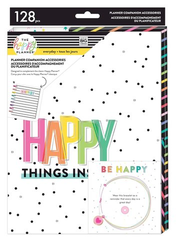 Набор -компаньон для планера-Oh Happy Everyday Planner Companion - Classic