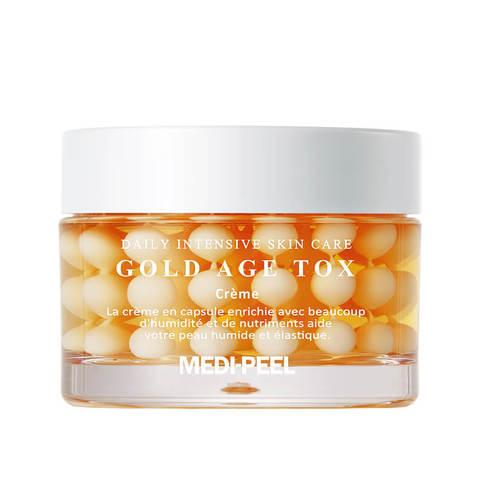 Medi-Peel Gold Age Tox Cream крем-филлер на основе PLA кислоты
