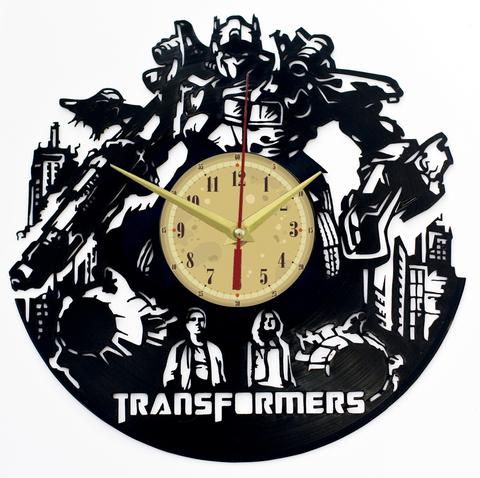 Трансформеры Часы из Пластинки — Месть падших