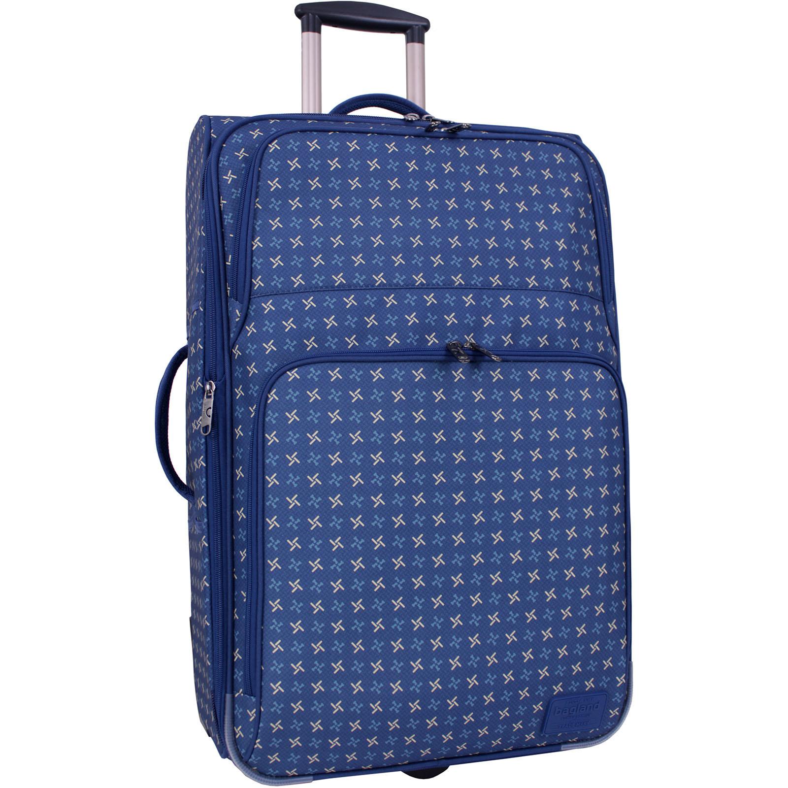 Дорожные чемоданы Чемодан Bagland Леон большой дизайн 70 л. сублімація 463 (0037666274) IMG_6195_суб.463_.JPG