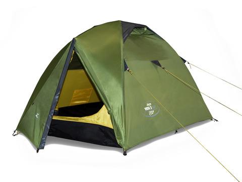Палатка Canadian Camper VISTA 3 Al, цвет green