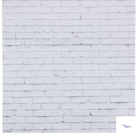 Фотофон «Кирпич белый»