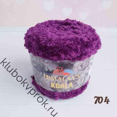 HIMALAYA KOALA 75704, Темный фиолетовый