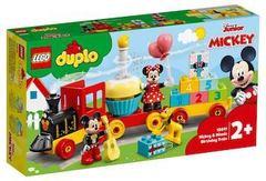 Lego konstruktor Duplo Mickey & Minnie Birthday Train