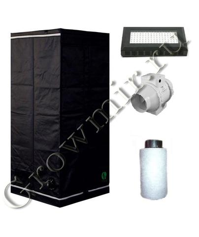 Гроутент HomeLab HL80 LED 225W (СТАНДАРТ)
