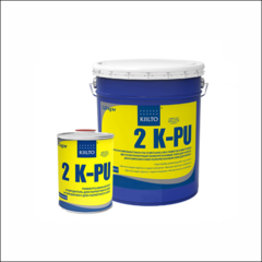 Клей для паркета 2-компонентный UKI Kiilto UKI 2К PU (Прозрачный)