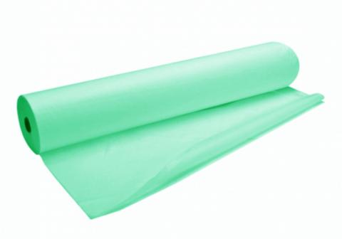 Простыни SMS 17  70*200 Зелёный 100шт рулон МИА