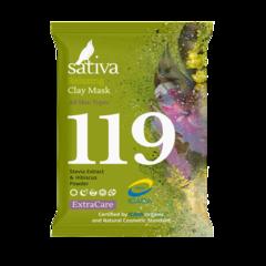 Маска минеральная с пребиотиком №119 | 15 гр | Sativa