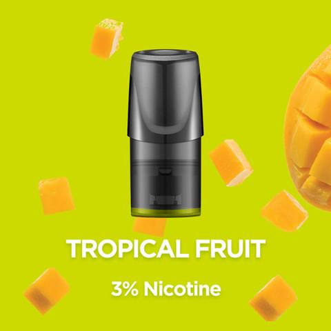 Relx Classic Картридж 2 мл Tropical Fruit