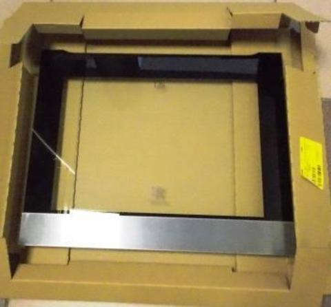 Внешнее стекло дверки духовки плиты Электролюкс 5611824706