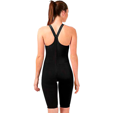 Стартовый костюм SPEEDO FASTSKIN LZR ELITE 2 Closedback Kneeskin black ПОД ЗАКАЗ