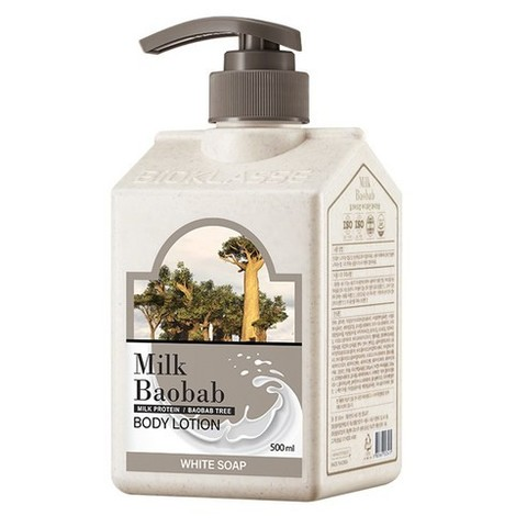 Лосьон для тела Milk Baobab с ароматом белого мыла 250 мл