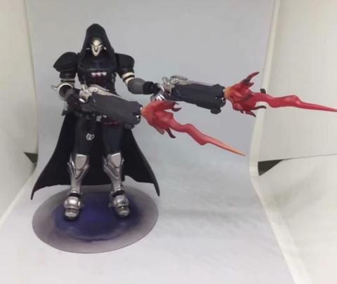 Экшен-фигурка Overwatch Reaper, 17 см