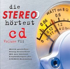 Inakustik CD, Die Stereo Hortest CD, Vol. VII, 0167926