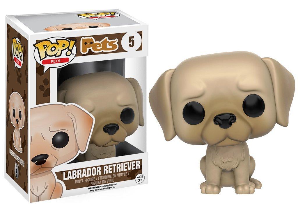 Фигурка Funko POP! Vinyl: Pets: Labrador Retriever 11056