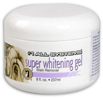 Груминг, уход за шерстью Гель отбеливающий 237 мл, 1 All Systems Super Whitening gel 09202.jpg