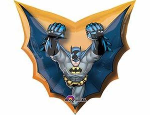Фольгированный шар Бэтмен в полете