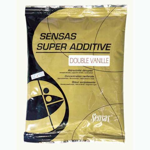 Добавка в прикормку Sensas ADDITIVE DOUBLE Vanilla 0.2кг