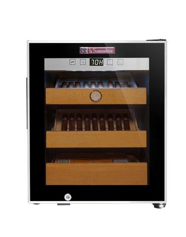 Шкаф для хранения сигар La Sommeliere CIG251 Humidor
