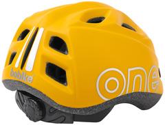 Велошлем детский Bobike One Plus Mighty Mustard - 2