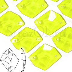 Купить оптом в интернет-магазине неоновые стразы Neon Yellow, Cosmic