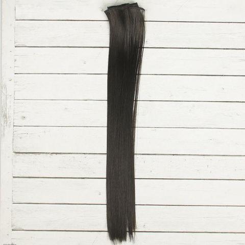 Волосы прямые