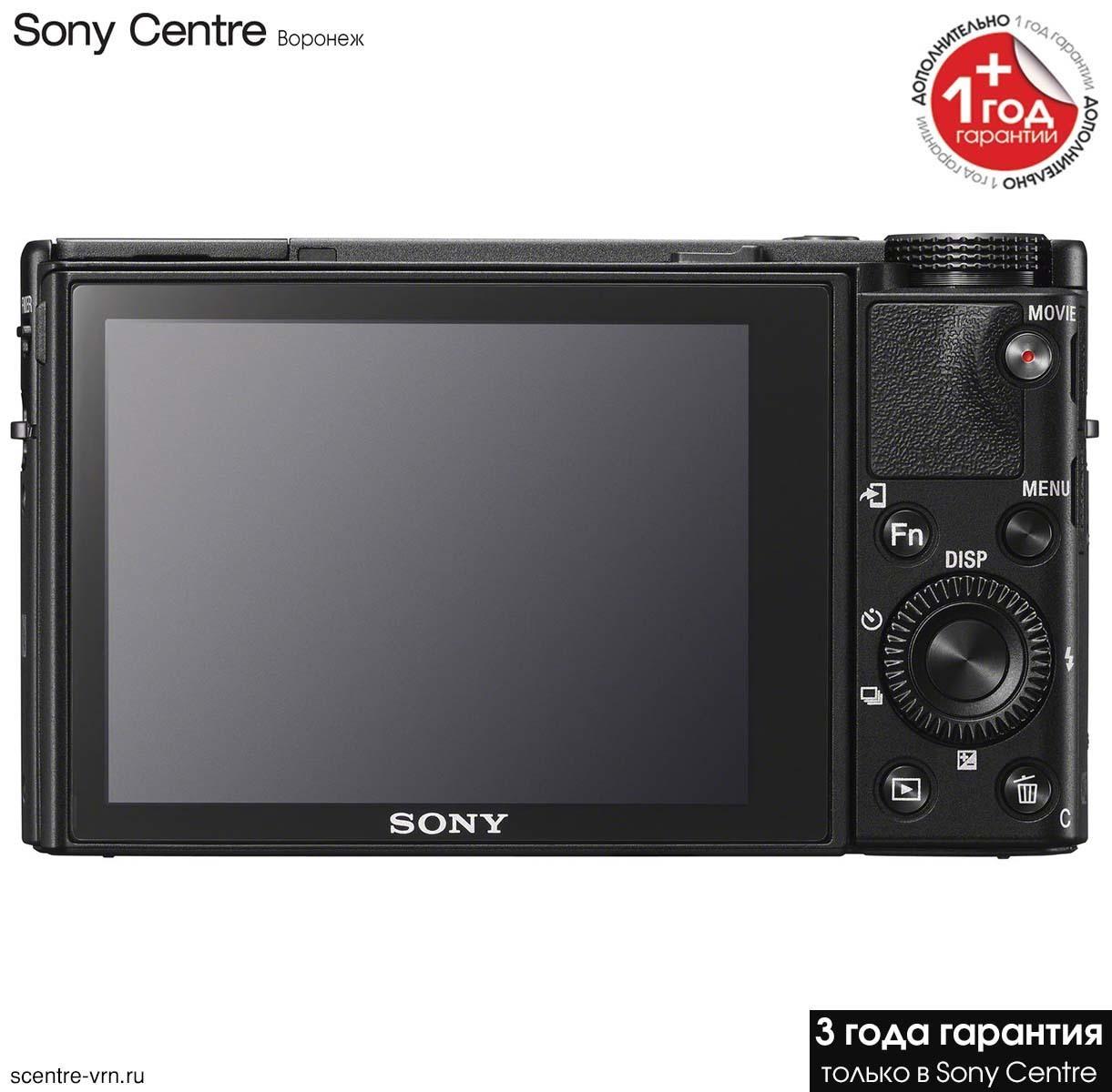 Купить фотоаппарат DSC-RX100M5A в Sony Centre