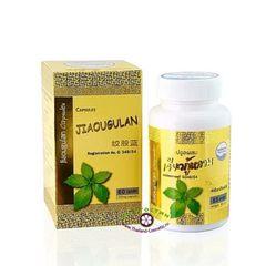 Капсулы долголетия Джиаогулан (Гиностемма пятилистная) Jiaogulan Kongka Herb