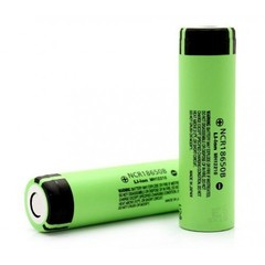 Аккумуляторы 18650 Panasonic 3200mAh NCR18650BM (Li-ion)