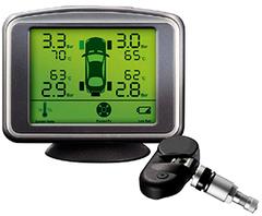Купить датчики давления в шинах ParkMaster TPMS 4-06 напрямую от производителя, недорого с доставкой.