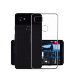 Силиконовый чехол для Google Pixel 3a (Прозрачный)