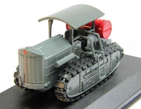 Модель Трактор №36 Коммунар (история, люди, машины