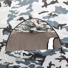 Зимняя палатка автомат Premier Fishing 2х2 м, камуфляж, дно на молнии (PR-D-TNC-036-2)