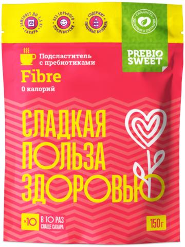 Сахарозаменитель Prebiosweet Fibre, пакет 150 г