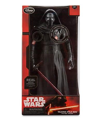 Звездные войны фигурка говорящий Кайло Рен — Star Wars The Force Awakens Talking Kylo Ren