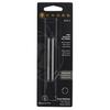 Cross Стержень (2 шт.) шариковый для ручки Tech3 и Tech4, M, черный