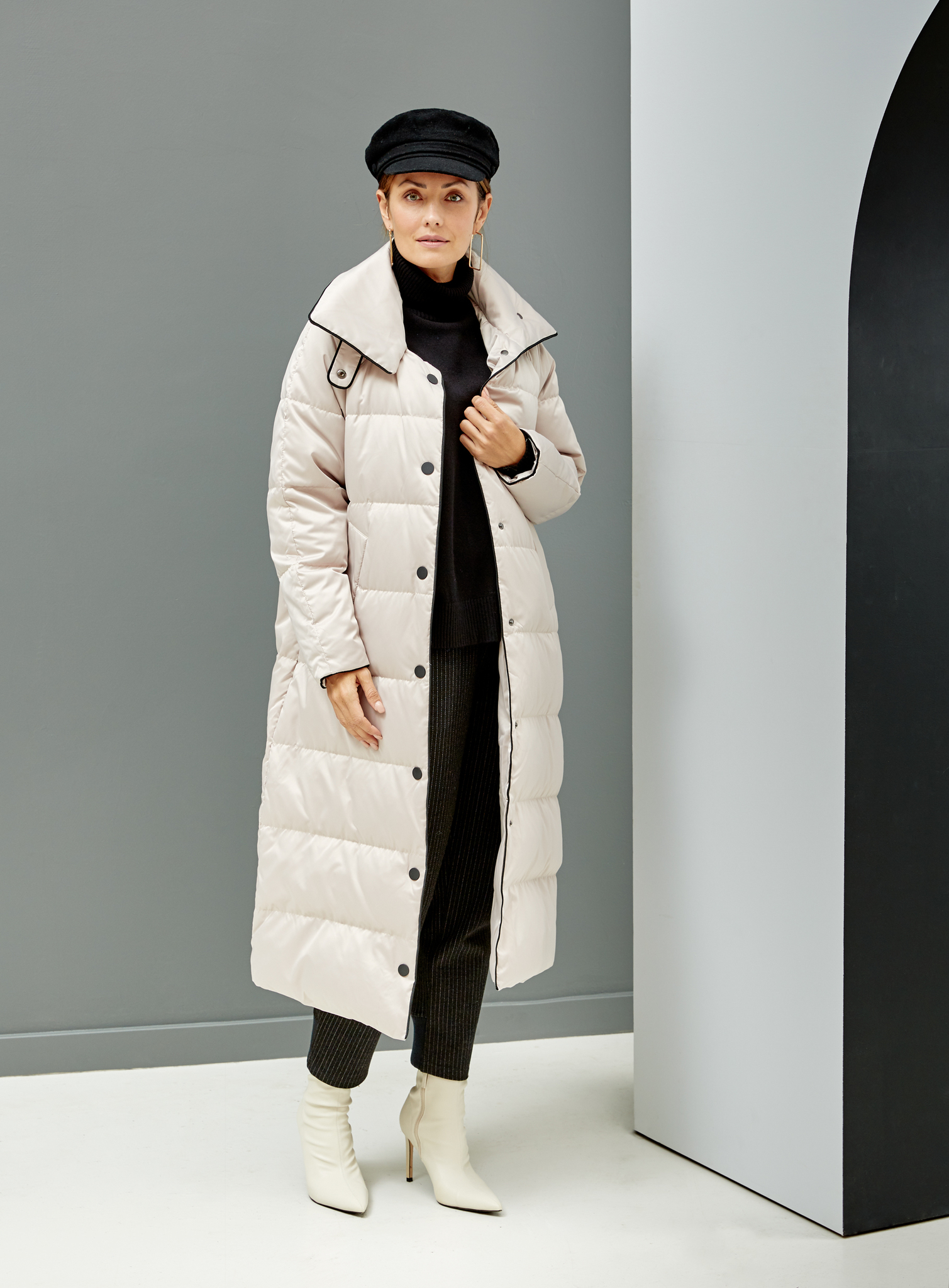 Верхняя одежда Пальто без капюшона 18-992 hassfashion-20-220277.jpg
