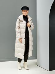 Пальто без капюшона 18-992