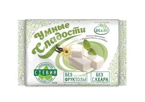 Пастила Умные сладости с аром Ванили со стевией 160г