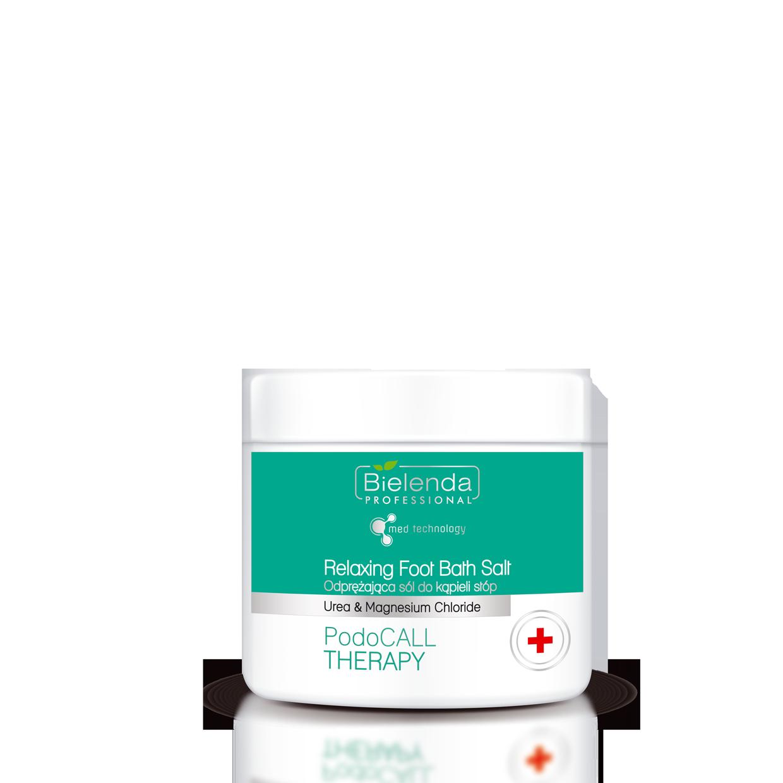 PodoCall Therapy расслабляющая соль для ванн для ног