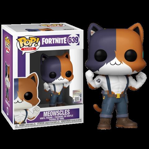 Funko Pop! Fortnite Meowscles || Мяускул