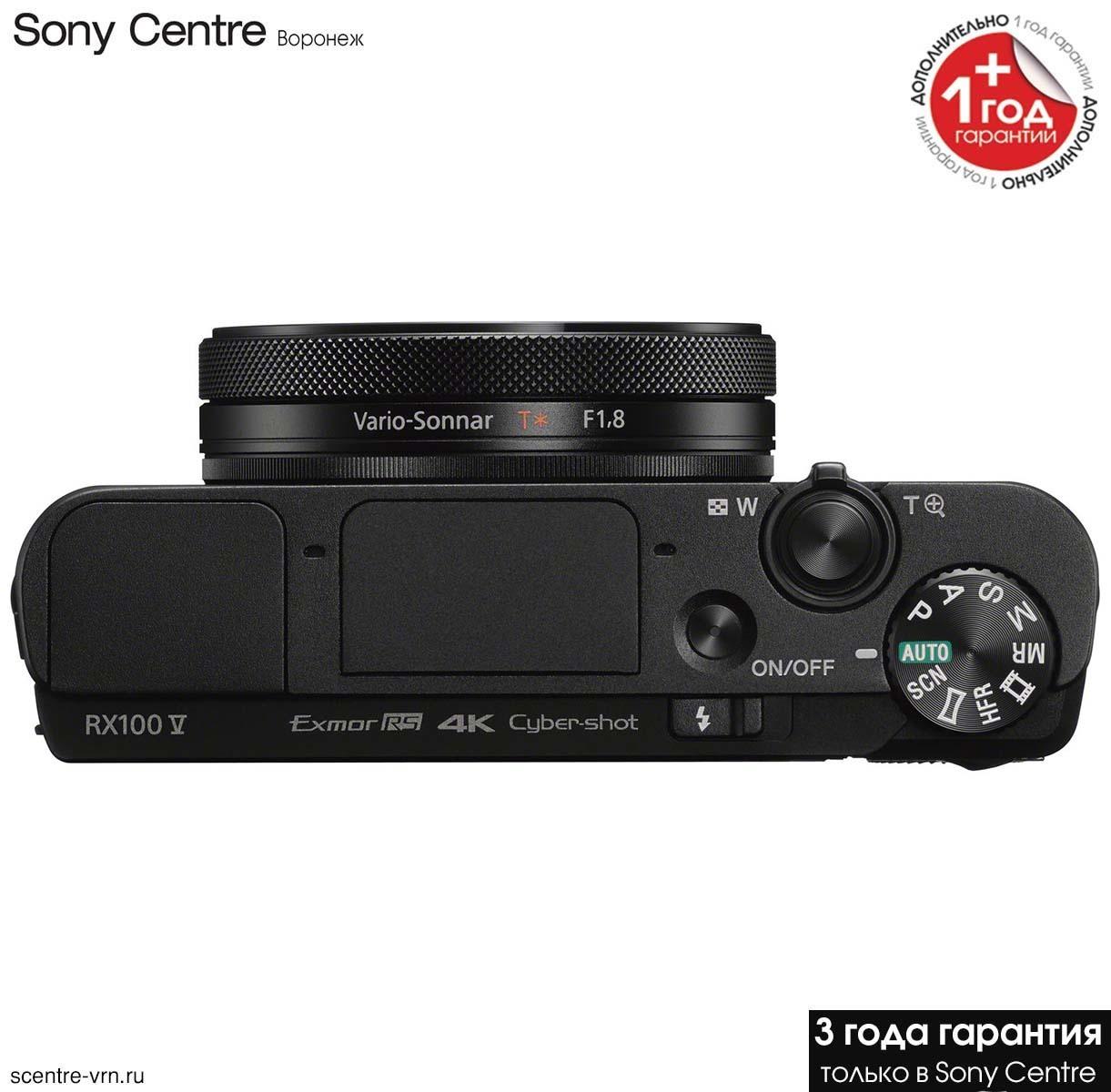 Фотоаппарат Sony RX100 VA купить в официальном интернет-магазине