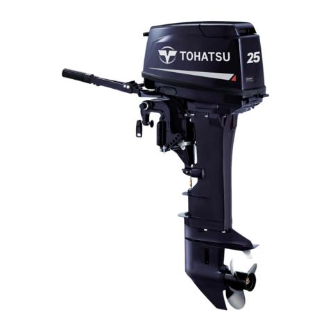 Лодочный мотор Tohatsu M 25 H S