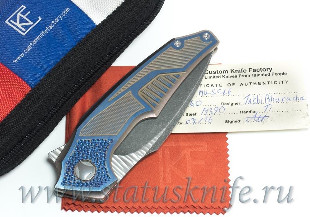 Нож Muscle CUSTOM CKF Limited Raskind