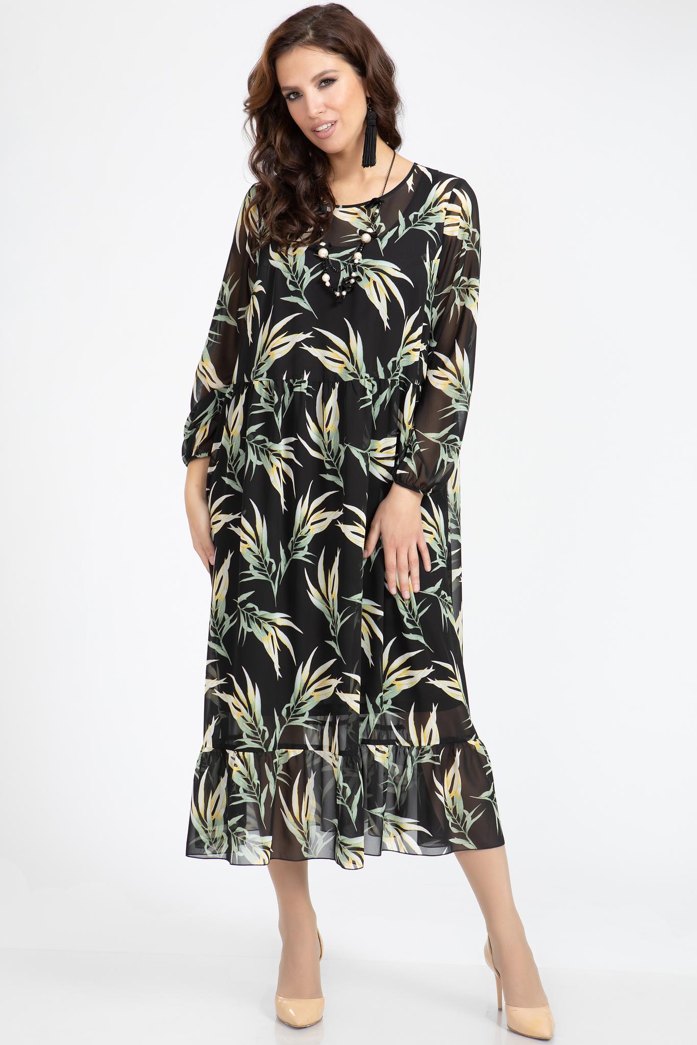 5195 Платье