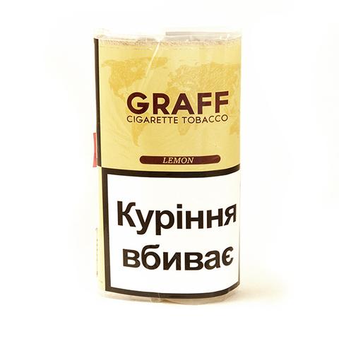 Табак для самокруток Graff Lemon