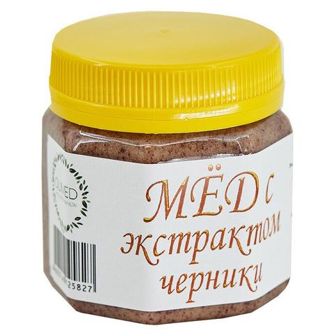 Мед с экстрактом черники OLIMED, 250г